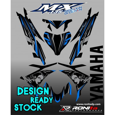 Decal Fullbody Yamaha Jupiter MX 135