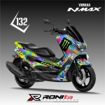 Decal Fullbody Yamaha NMAX 150