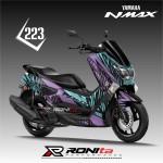 Decal Fullbody Yamaha NMAX 150