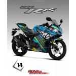 Decal Fullbody Yamaha R15