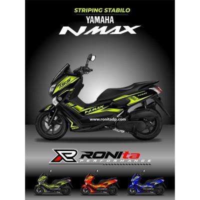 Striping Stabilo Yamaha NMAX 155