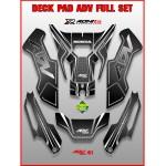 Stiker Tankpad Full Set Honda ADV150
